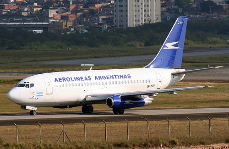 Aerolíneas Argentinas se vería beneficiada con la condonación de deudas impositivas