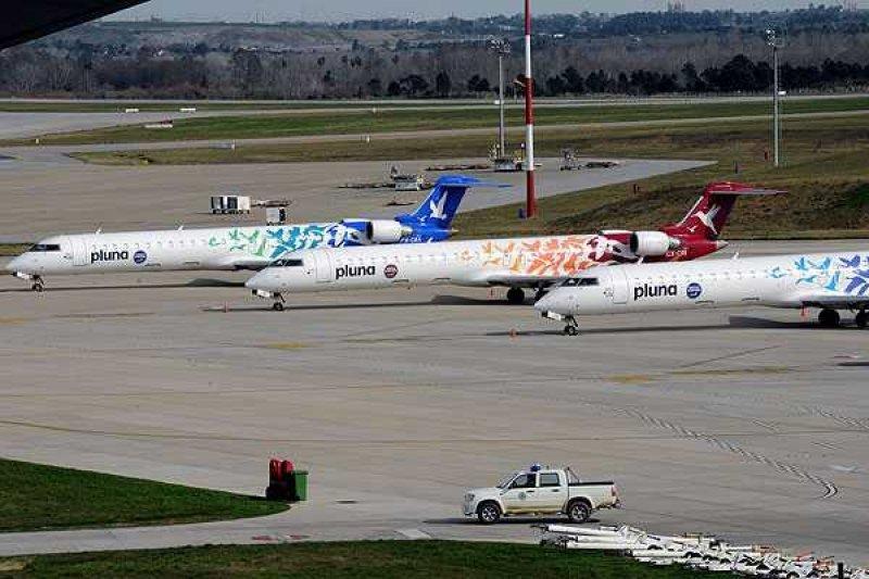Empresa española Cosmo compró aviones de Pluna en subasta por US$ 137 millones