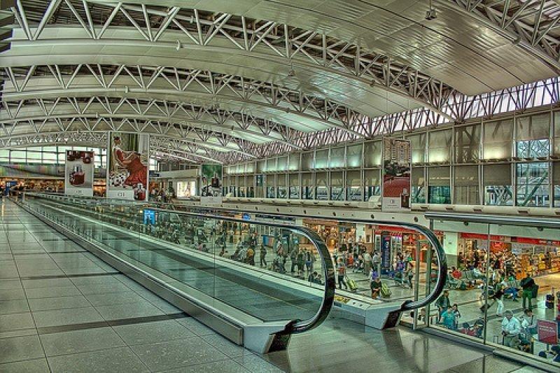 Aeropuerto de Buenos Aires.