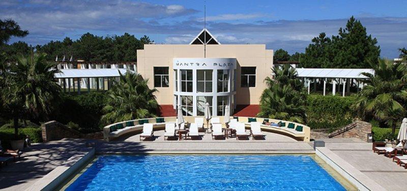 El spa del elegante hotel de La Barra fue votado como el mejor del continente