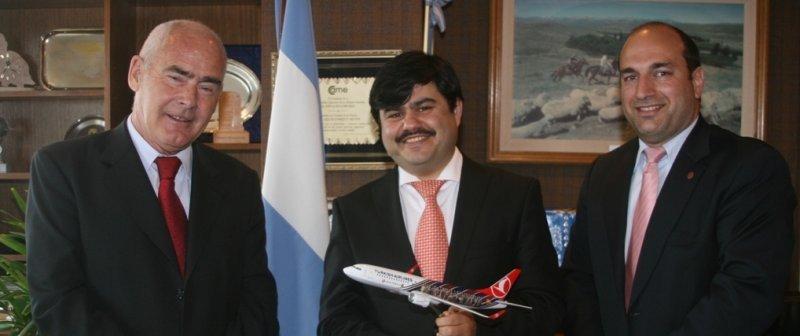 Turkisch Airlines aterrizará cuatro veces por semana a Argentina