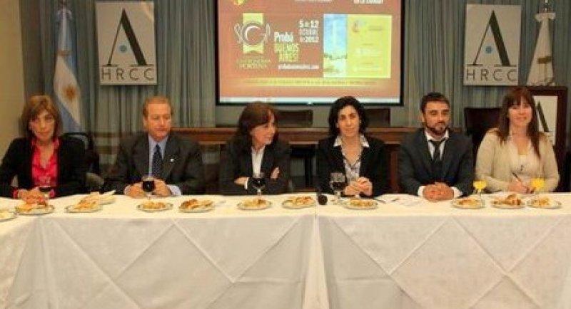 Lanzamiento de 'Probá Buenos Aires'