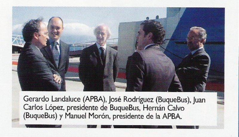 López Mena junto a Hernán Antonio Calvo Sánchez en 2009