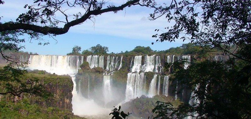 Cataratas del Iguazú, una de las nuevas Siete Maravillas Naturales del Mundo