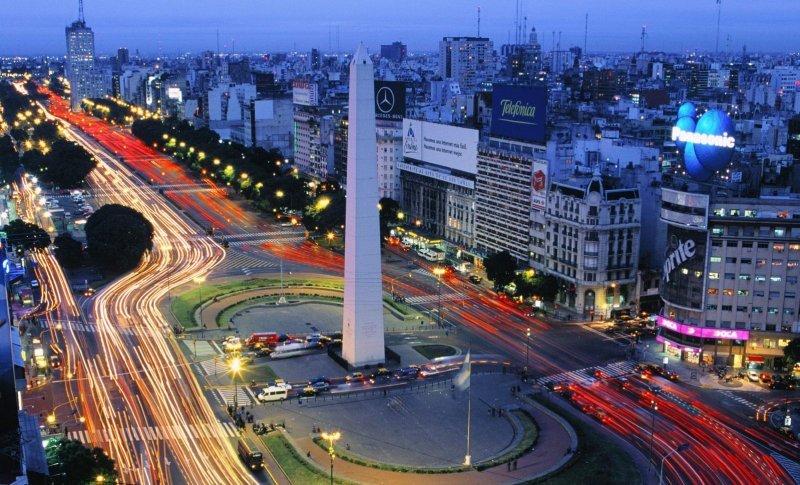 Buenos Aires lidera el ranking de destinos turísticos de Latinoamérica