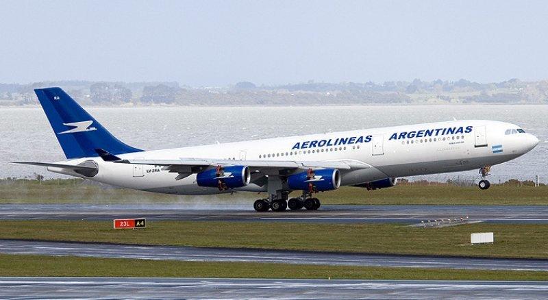 Aerolíneas Argentinas  amplía la ruta aérea con Brasil