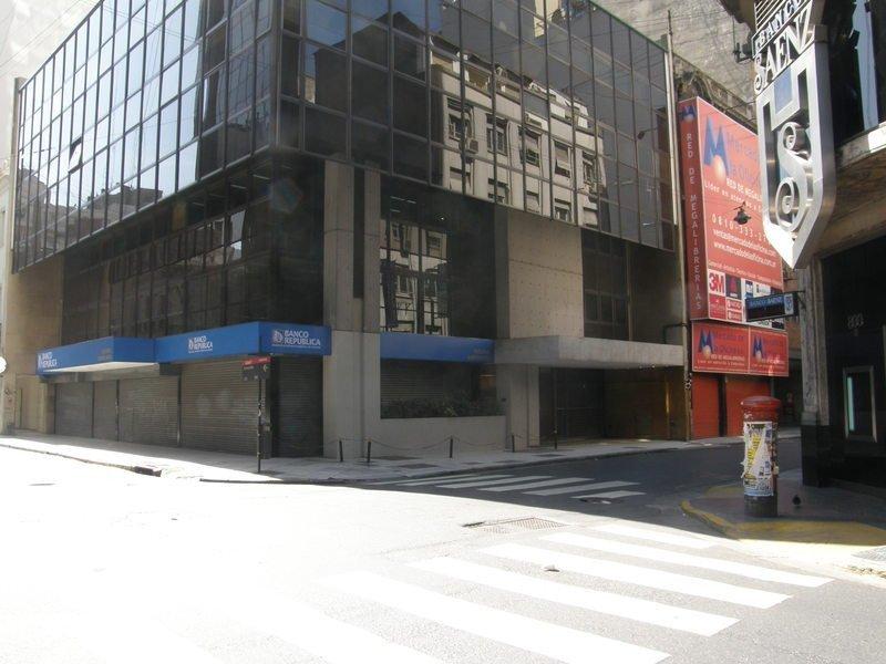 Sucursal Buenos Aires del Banco de la República Oriental del Uruguay (BROU)