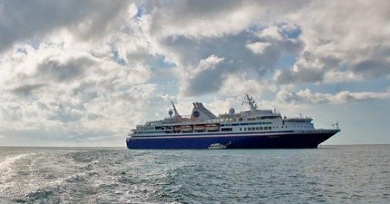 Unos 700 estudiantes llegan al bordo del MV Explorer: hay al menos 35 actividades planificadas