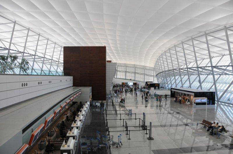 La terminal registra el arribo de 45.000 pasajeros menos cada mes