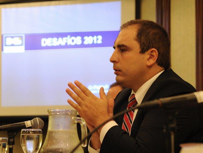 Pablo Ferreri, director de la DGI