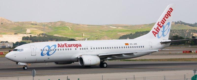 Air Europa conectará a Bolivia con Inglaterra y España