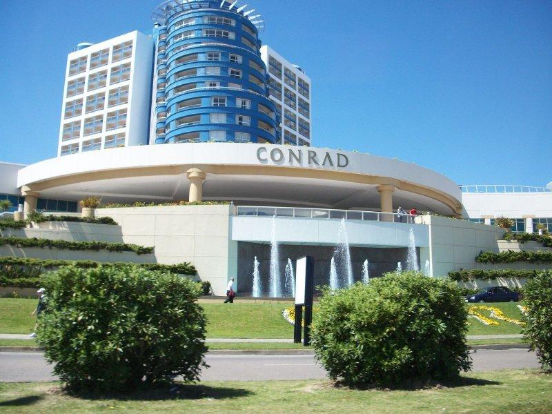 Cadena chilena que compró 45% del Conrad tiene casino y hoteles en Argentina y Chile