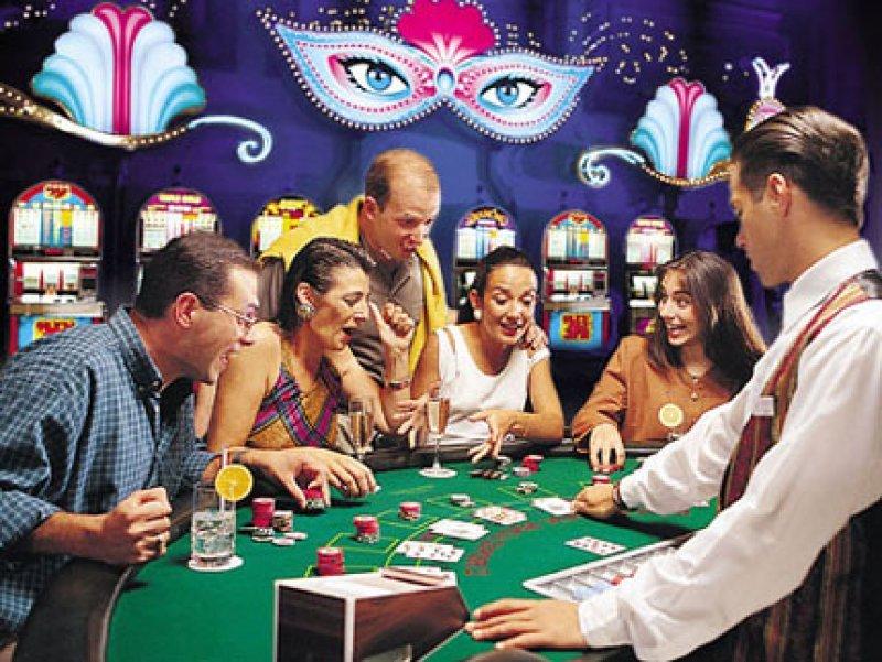 Casino del hotel Conrad
