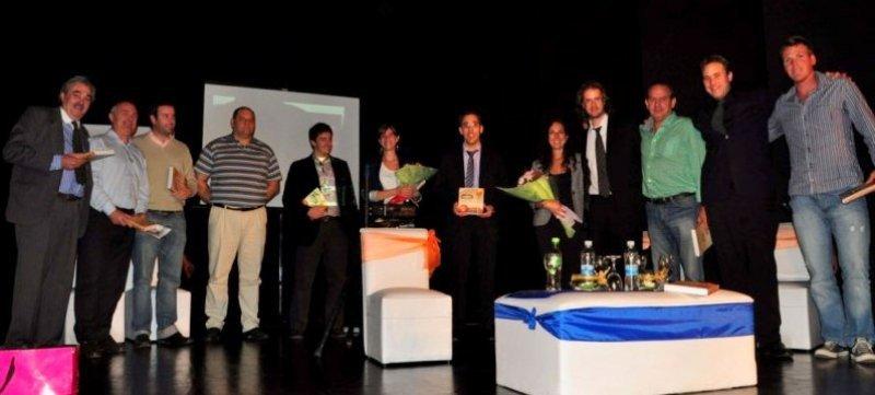 Organizadores y disertantes de la Jornada de Alquiler Argentina.