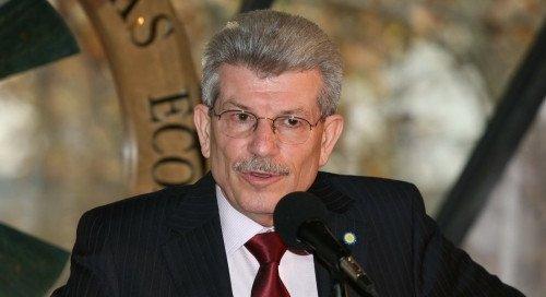 Juan Carlos Fábrega, presidente del Banco de la Nación Argentina.
