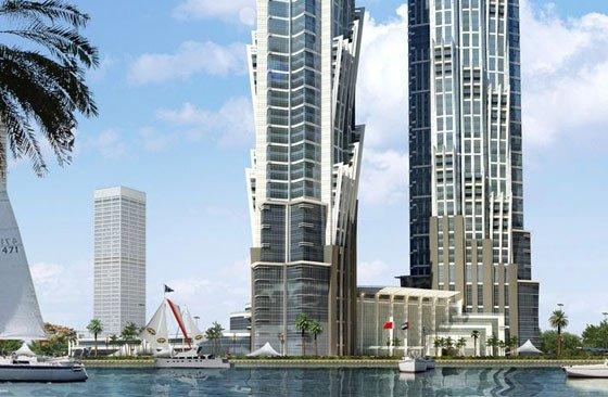 El hotel más alto del mundo fue abierto en Dubai