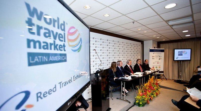 San Pablo será sede de la World Travel Market Latinoamérica.