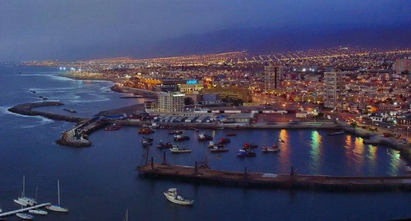 Antofagasta fue una de las regiones que más turistas alojó en septiembre.
