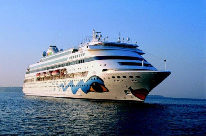 El Aida Cara fue el primer barco de la temporada en el balneario uruguayo