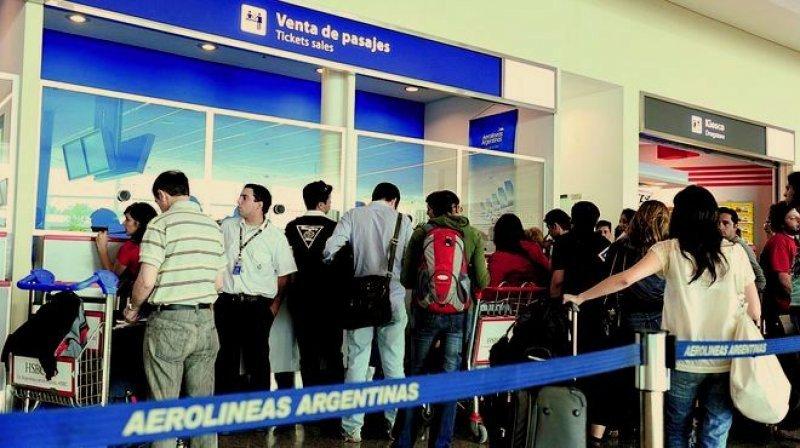 Gobierno argentino autoriza nuevo cuadro tarifario en el transporte aéreo.