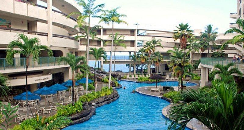 Sheraton Kona Resort.