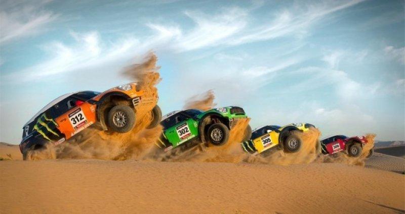 Piden mantener el Dakar en Sudamérica para potenciar el turismo.
