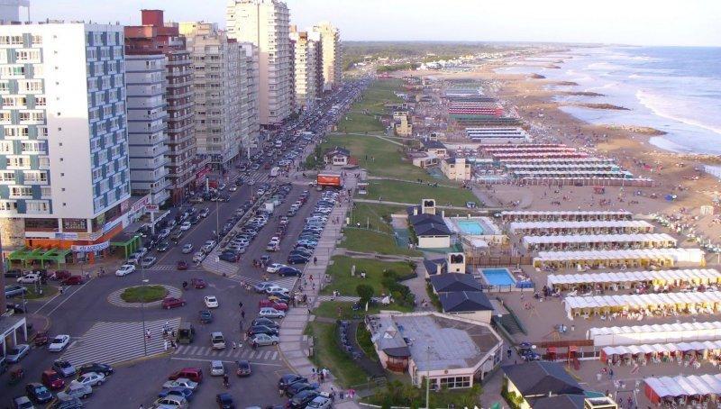 Miramar, destino elegido en la Costa Atlántica.