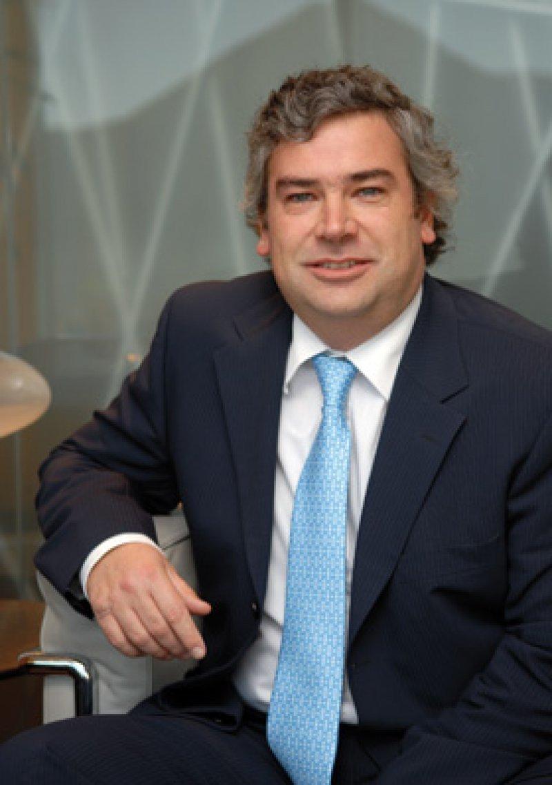 El CEO de Enjoy, Javier Martínez, dijo a las autoridades que el grado inversor fue clave para decidir invertir en Uruguay.