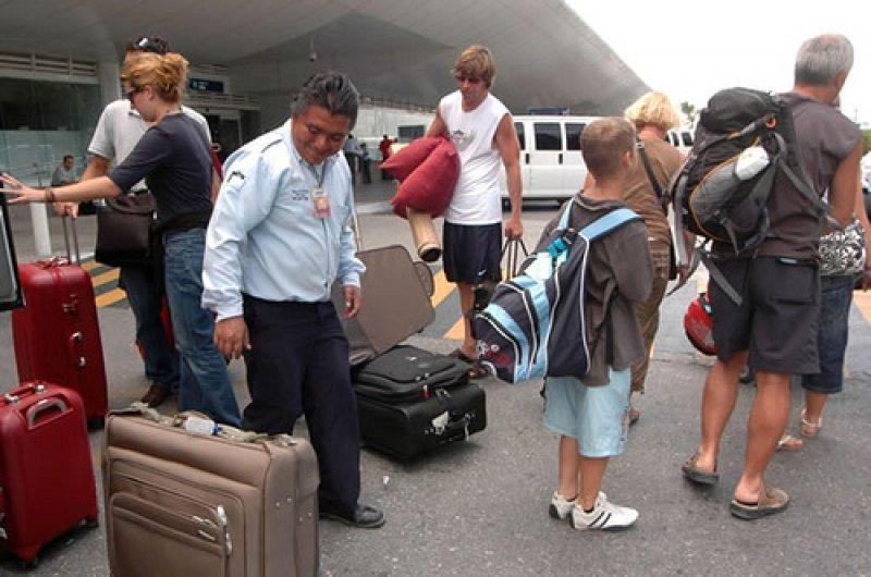 La baja de turistas se acentuó en los últimos meses