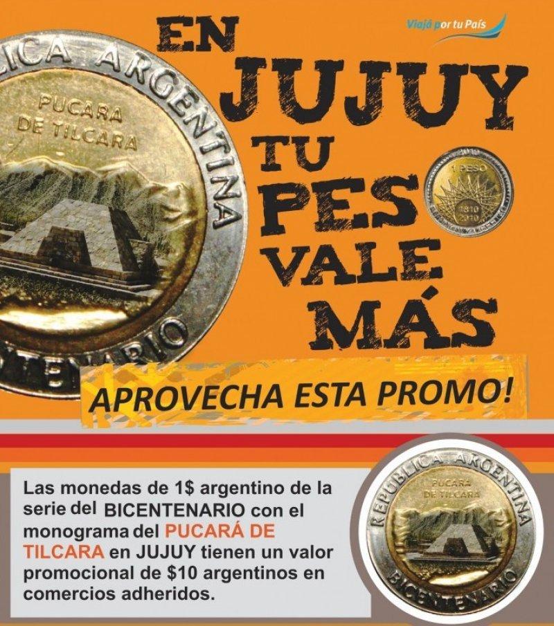 Promoción impulsada por el Ministerio de Turismo de la provicia de Jujuy.