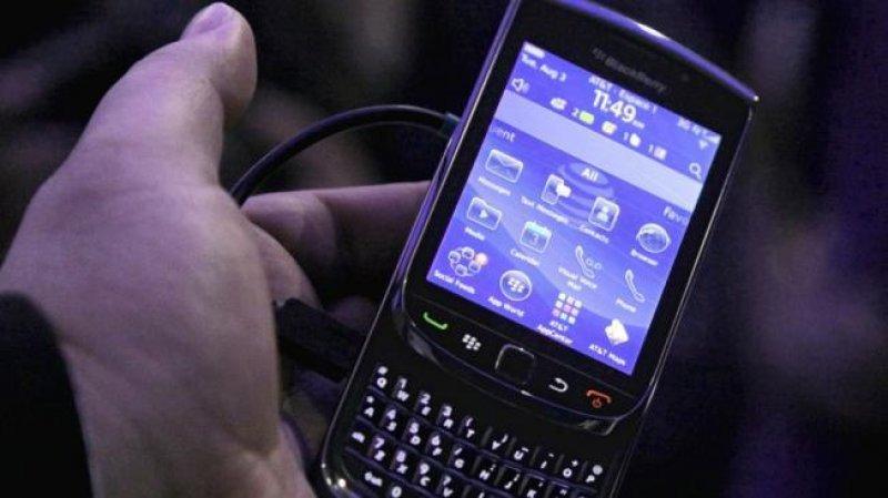 Blackberry la marca más elegida por empresas argentinas.