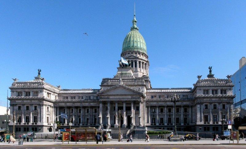 Congreso de la Nación Argentina.