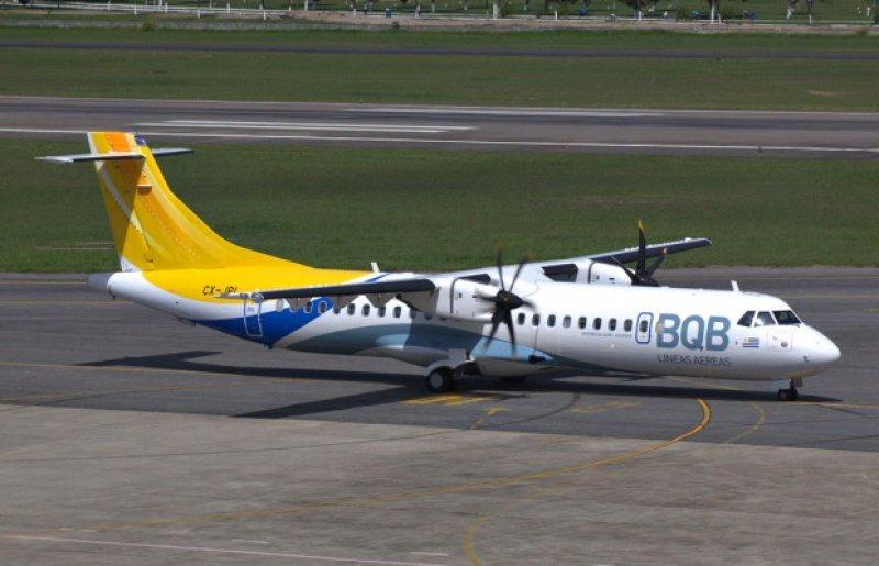 Desde este sábado BQB viaja dos veces por día entre Aeroparque y Carrasco