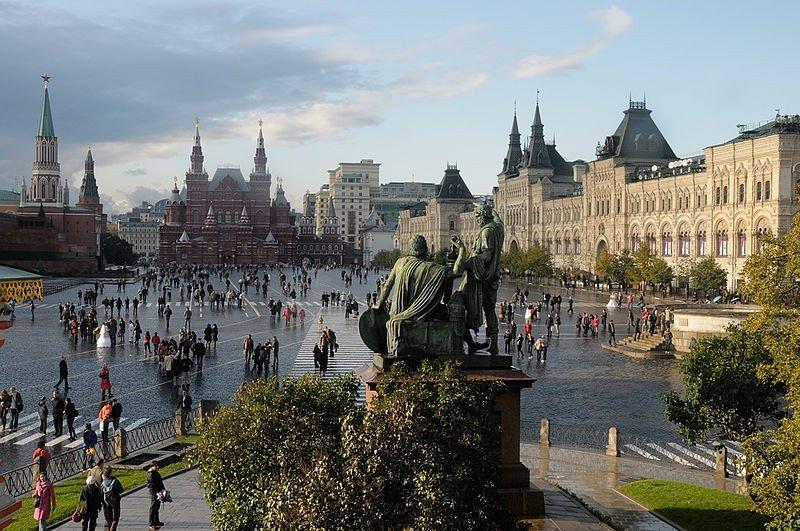 El mercado ruso es muy competitivo. Foto: Christophe Meneboeuf.
