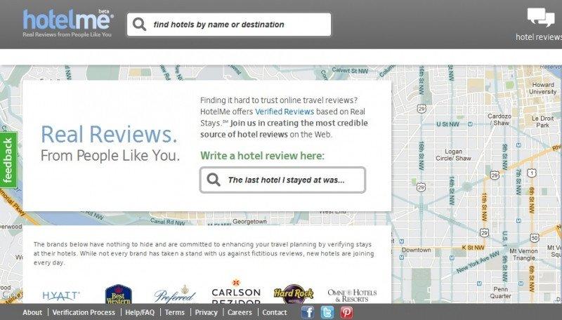 Nace HotelMe, un nuevo portal de comentarios sobre hoteles