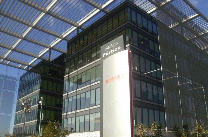 Edificio Pórtico de Madrid, sede de Pullmantur.