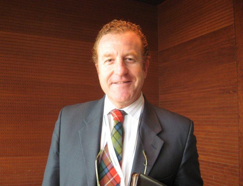 Manuel Otero, presidente de la AHS.