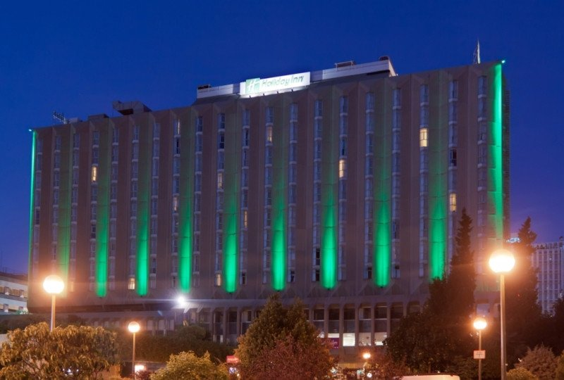 InterContinental vende el hotel Holiday Inn Madrid.