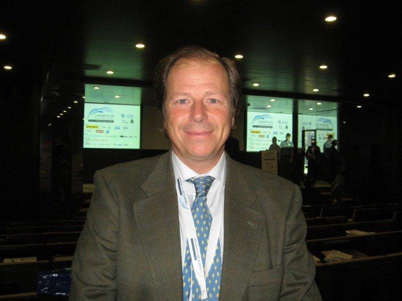 Ramón Estalella, secretario general de CEHAT.