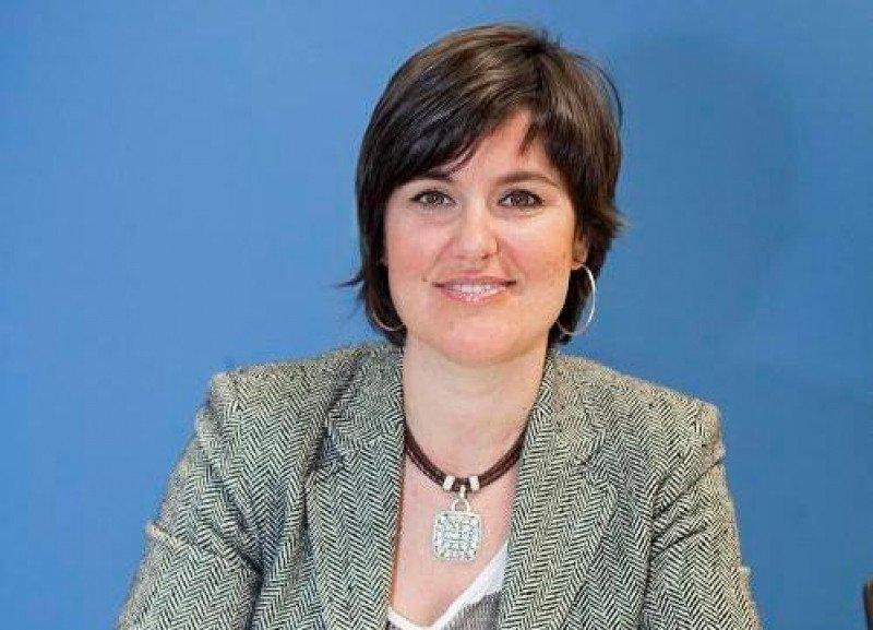 Elena Allué, nueva directora general de Turismo de Aragón.