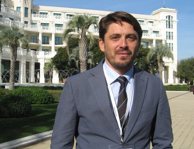 """Jorge Marichal: """"En el archipiélago canario tenemos unas perspectivas muy buenas""""."""
