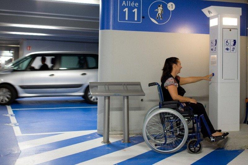 Imagen del aeropuerto de París CDG.