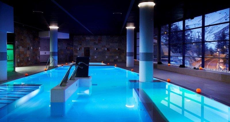 El nuevo spa YHI Wellness del Meliá Sierra Nevada, de uso gratuito para los clientes del hotel