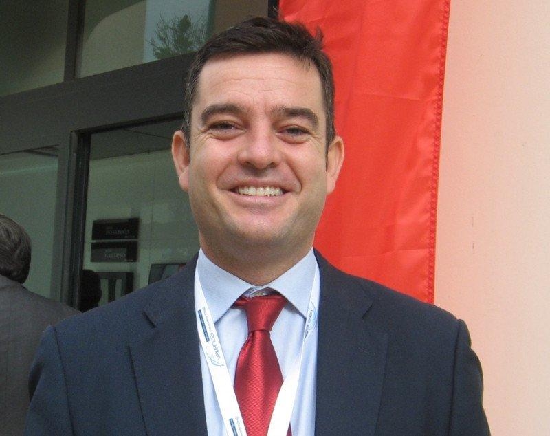 Álvaro Carrillo, director del ITH.