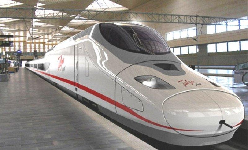Trenes Talgo Avril, nuevo modelo de alta velocidad y gran capacidad para trayectos AVE low cost.