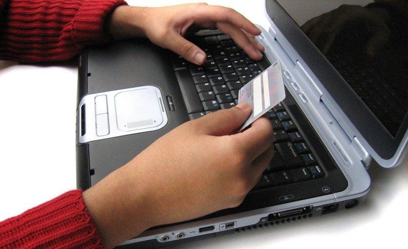 El pago con tarjeta de crédito es el más extendido en las compras online.