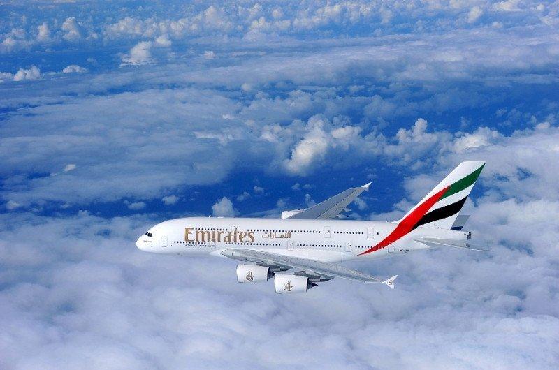 El A380 de Emirates operará en Barcelona el 24 de febrero y el 1 de marzo de 2013