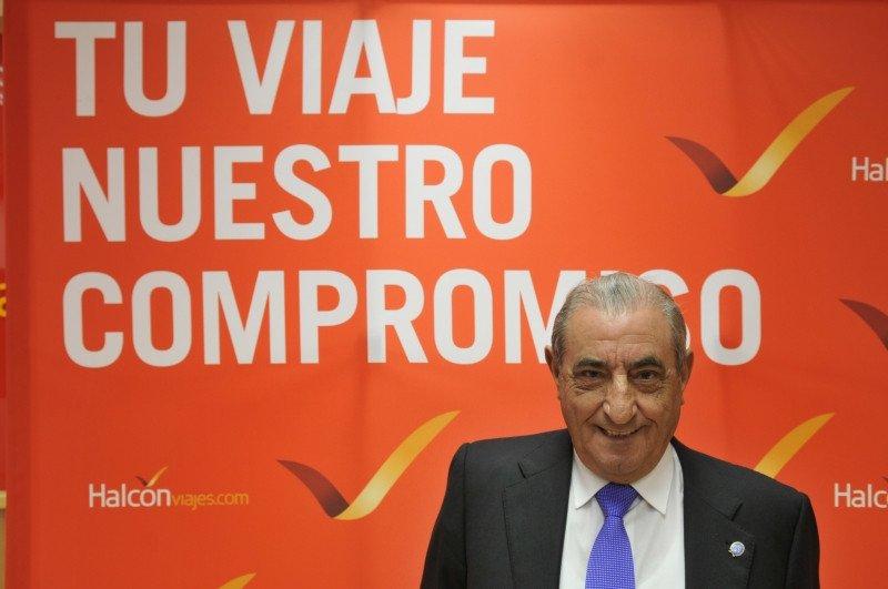 Juan José Hidalgo, presidente de Globalia-Orizonia.