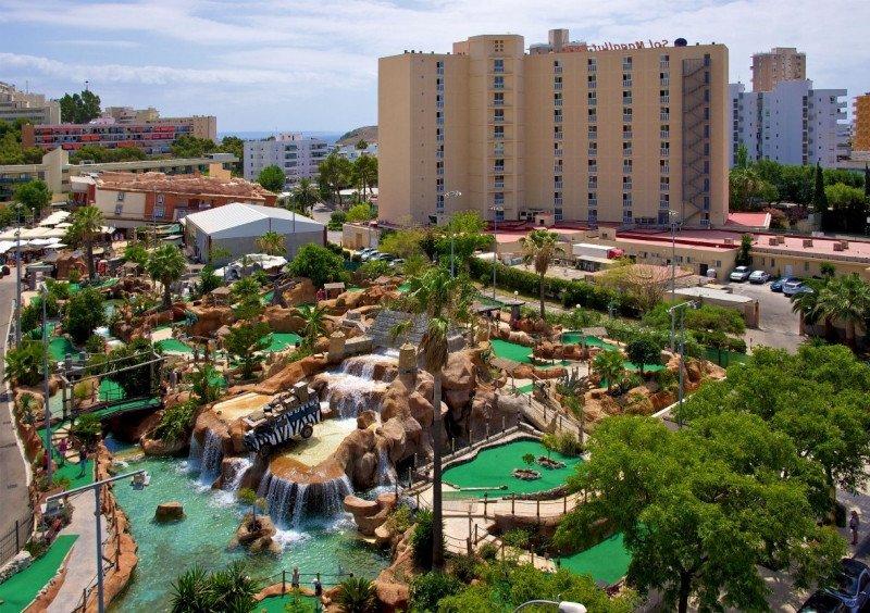 Nace el complejo temático Sol Katmandu Park & Resort, en Mallorca