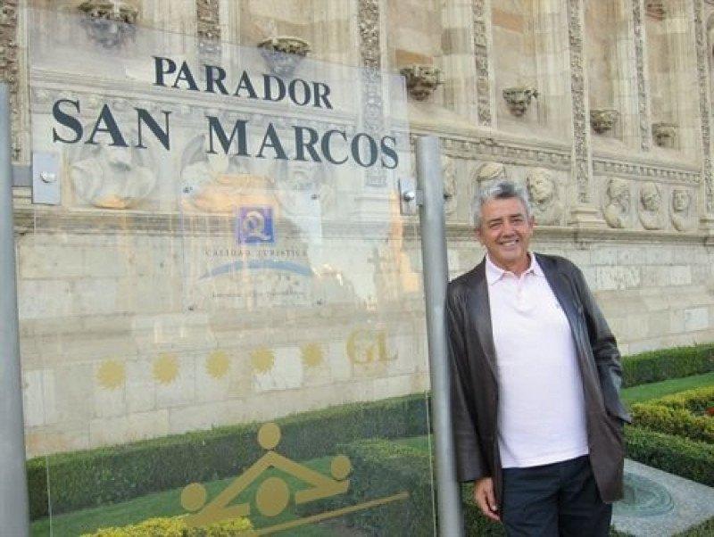 El expresidente de Paradores, Miguel Martínez.